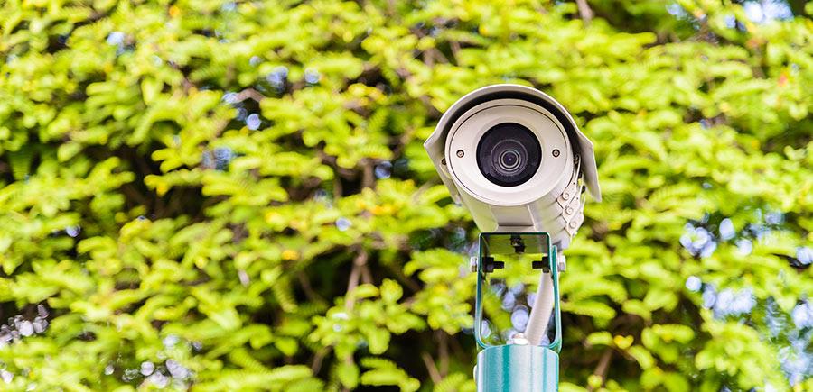 Fördelarna med övervakningskamera inom ett hemlarmsystem